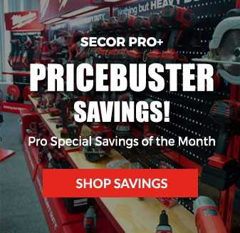 Secor Pro Pricebusters