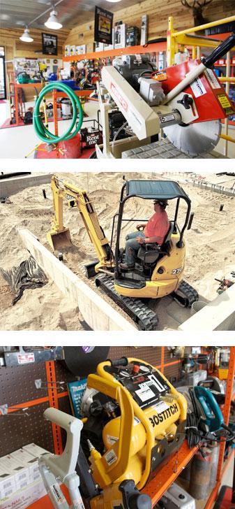 contractor equipment rental newark lyons savannah auburn ny